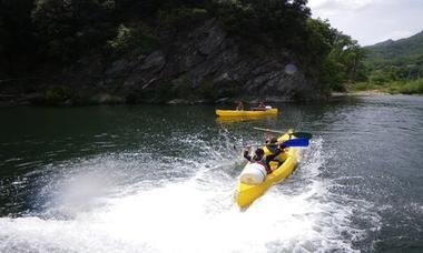 Bol d'air bulle d'eau _ canoe