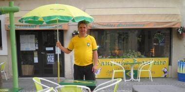 CANTINHO BRASILEIRO