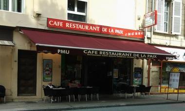 Café restaurant le Paix