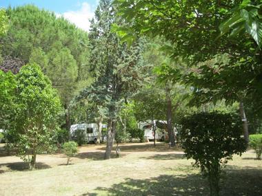 Camping Le Rebau10 - Montblanc