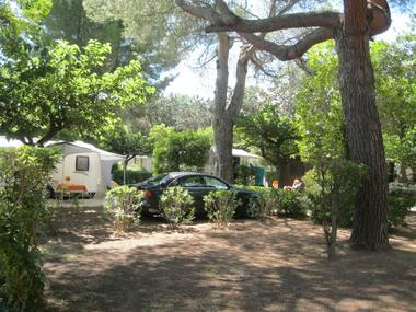Camping Le Rebau12 - Montblanc