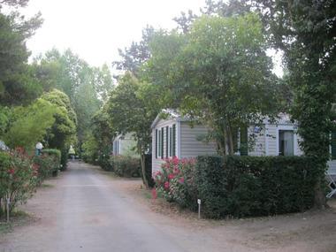 Camping Le Rebau2 - Montblanc