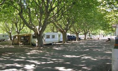 Camping Municipal de l'Orb Emplacements 1