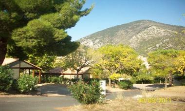 Campotel de Roquebrun - Chalets 3 et 4