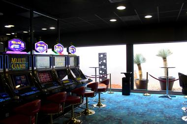Casino machines