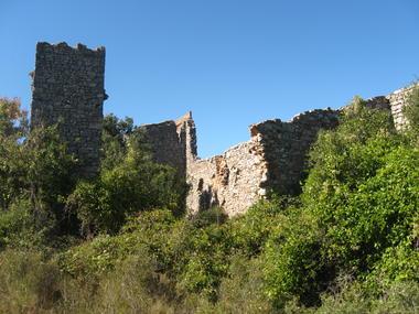 Cebazan ruine saint baulery OTI