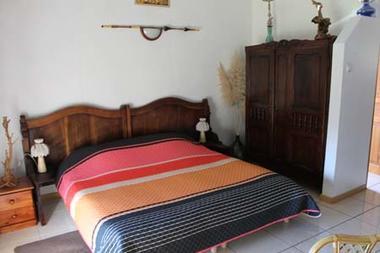 Chambre terrasse Villa Issiate