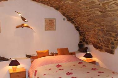 Chambre voutee Villa Issiate