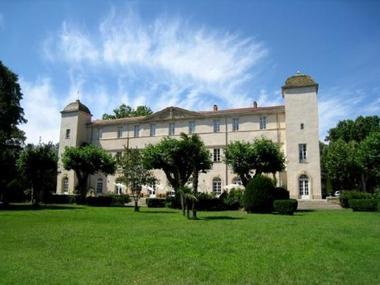Chateau de Lignan Orangeraie (2)
