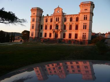 Château de Seriège 2