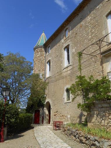 Couverture Chateau de Laurens SH 1