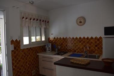 Le coin cuisine - Valras-Plage