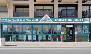 Palais de la Maquette