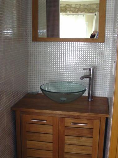 Domaine de l'Ale Salle de bain