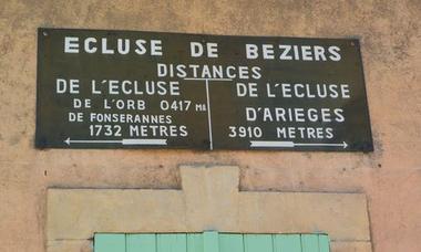 ECLUSE DE BEZIERS