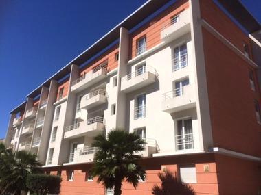 Façade Zenitude Béziers Centre