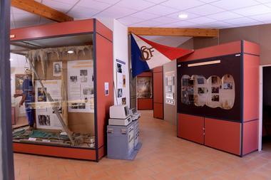 Fileuse de verre-Espace muséographique1©2018-Palais de la Fileuse de Verre-OTMSPC