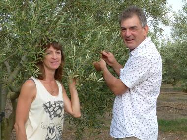 Françoise et Arnaud Lupia