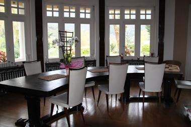 Le Martinet-Salle du Déjeuner