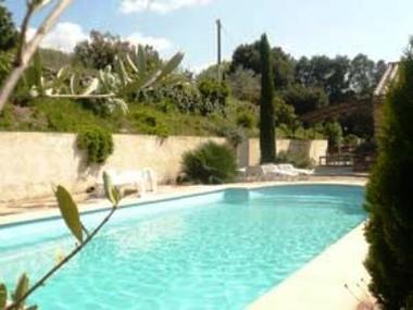 HLO-Cauquil Gîte La Coste piscine