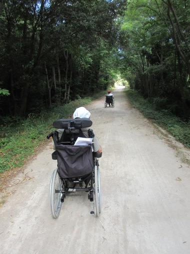 La voie verte Passa Païs, pour des balades en toute tranquillité