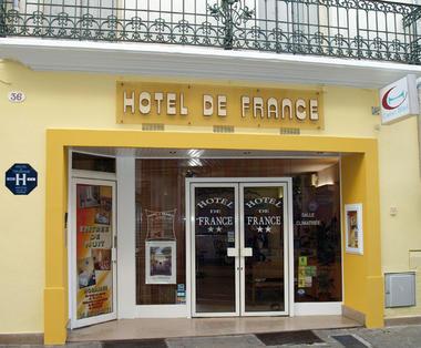 © Hôtel de France Béziers