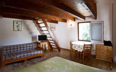 Hotel Bourrel Chambre 2