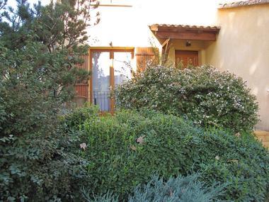 Entrée Maison petite terrasse