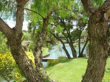 Jardin de Saint Adrien - Servian