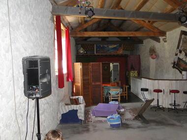 Lascours Salle commune