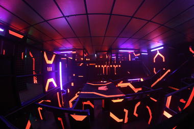 Laser Game Evolution  (2)