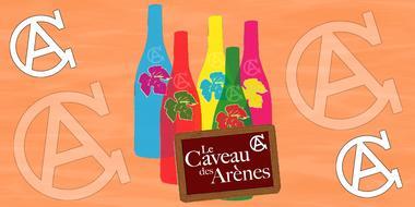 Logo Caveau