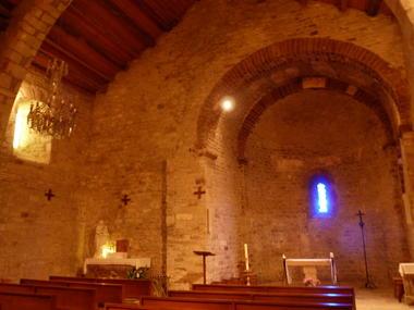 Choeur du Prieuré St Julien