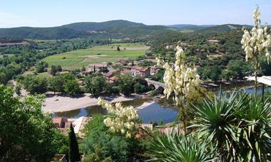 PCU - Jardin Méditérranéen - Sud de France - Vue du jardin 1.jpg