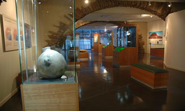 PCULAR0340000014 - Musée Préhistoire de St Pons