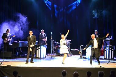 Palais de la mer-Valrasplage-concert W