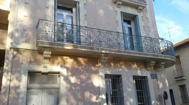 La façade - Béziers