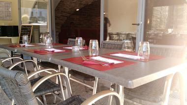 Restaurant - Saint-Pons - Bistronome