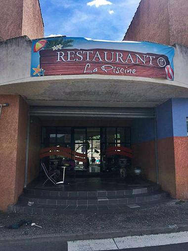 Restaurant Gîte La Piscine-2