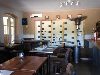 Restaurant La Gare - Cessenon Salle 1