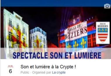 2018 - Restaurant La Crypte Béziers