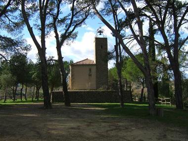Saint Genies de F.  chapelle Saint Fulcran