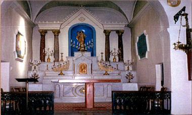Chapelle Notre Dame de Nazareth - 1