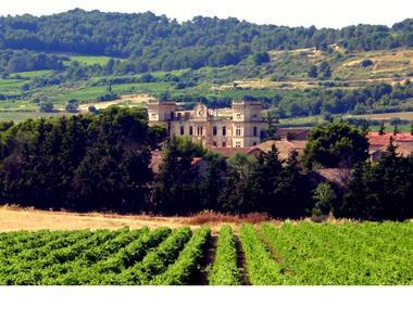 Seriège château