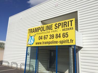 Trampoline Spirit 2