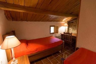 La chambre à 2 lits 1 personne