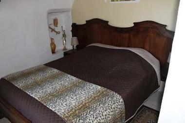 chambre jaune Villa Issiate