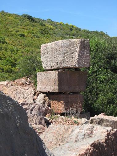coumiac bloc de marbre - OTI