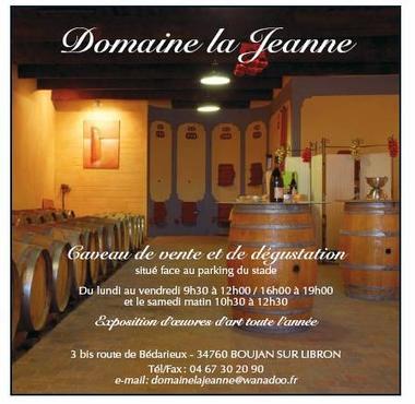 Domaine La Jeanne