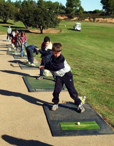 golf initiation enfants Christian FEMENIAS 003